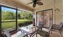 Outdoor screen porch