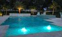 pool evening 2