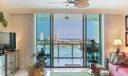 2640 Lake Shore Drive 1412 Living Room