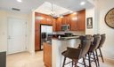 Solid Cherry Cabinetry Kitchen & Bar