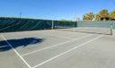 Halcyon Tennis courts closeup