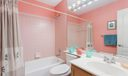 Upstairs 2nd Bathroom