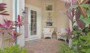 7683 Dahlia Ct front porch