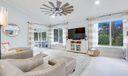 Living Room to Garden Porch