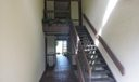 staircase to 2nd floor condo