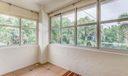 Enclosed Patio - UP