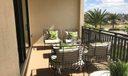 oversize patio