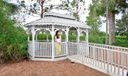 20 Lakeside gazebo
