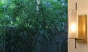 Hers Master Bathroom Privacy Garden