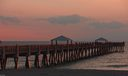 7 Juno Beach Pier sunset