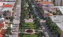 Aerial Photo Boca Mizner