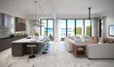 06 - Casa del Mar - Great Room   Kitchen