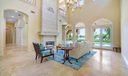 Light & Bright Formal Living Room