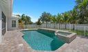 Beautiful Pool with spa