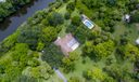 Arial picture of the property