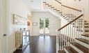 STAIRCASE INTO LIVING ROOM
