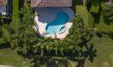 Overhead Pool  Aerial