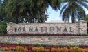 Pga sign exterrior main entrance