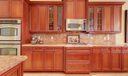Gas Cooktop & Double Ovens