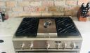 N Gas Cooktop and Griddle