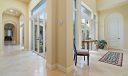 Foyer and hallway