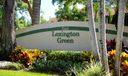 Entrance to Lexington Green
