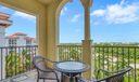 Guest Suite 1 Balcony