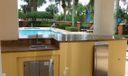 Pool Area Summer kitchen