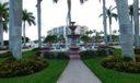 Circle Drive Fountain