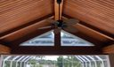 Awesome wood ceiling