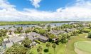 Golf Course & Intracoastal Waterway