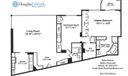 Floor Plan for Cocoanut Row
