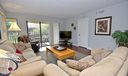 Pleasant, Light Living Room