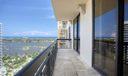 Expansive Balcony