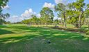 Brackenwood 460 first tee of Squire