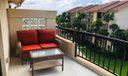 Balcony left side