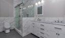 Renovated MBR Bath