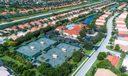 Six Har-Tru Tennis Courts