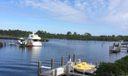 Intracoastal boat dock