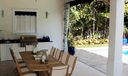 Patio Lanai with plenty of seating and S