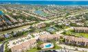Pool and Marina Aerial