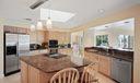 kitchen brekfast area