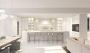 Kitchen Alina Residences