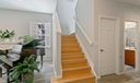 STAIRCASE TO 2ND FLOOR MASTER BEDROOM