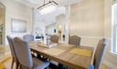 Formal Dining seating for all