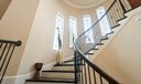 Staircase to Upstairs Bedrooms