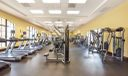 Resort Clubhouse Fitness Center