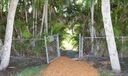 Gate to Carlin Park - Fitness