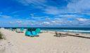 PALM BEACH SHORES WIDE SANDY BEACHES
