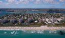 Palm Beach Shores Peanut Island - Aerial